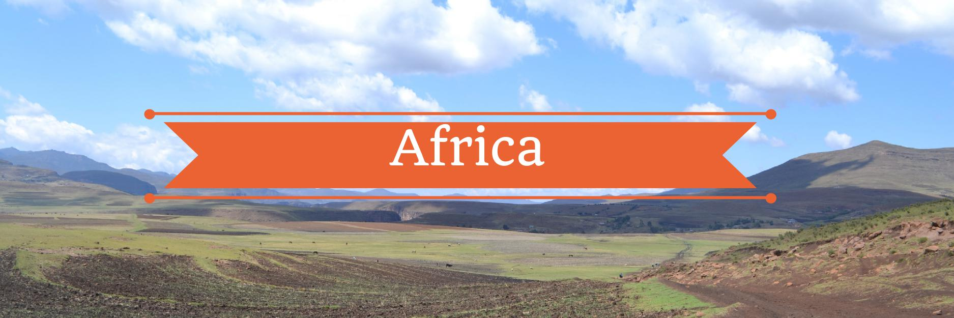 Africa Banner