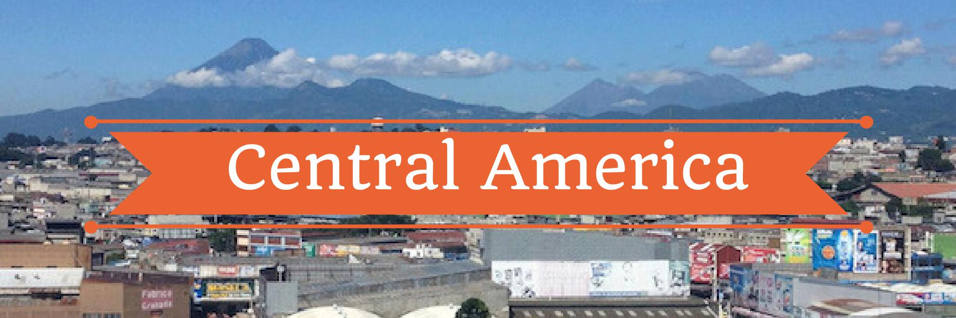 Central America Banner