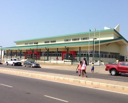 Fish Market aMozambique