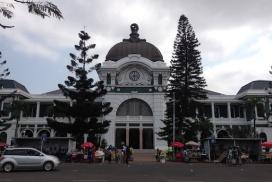 Train Station Maputo