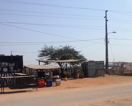 Mozambique Countryside