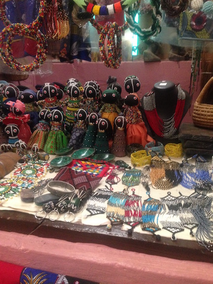 Handicrafts in Swaziland