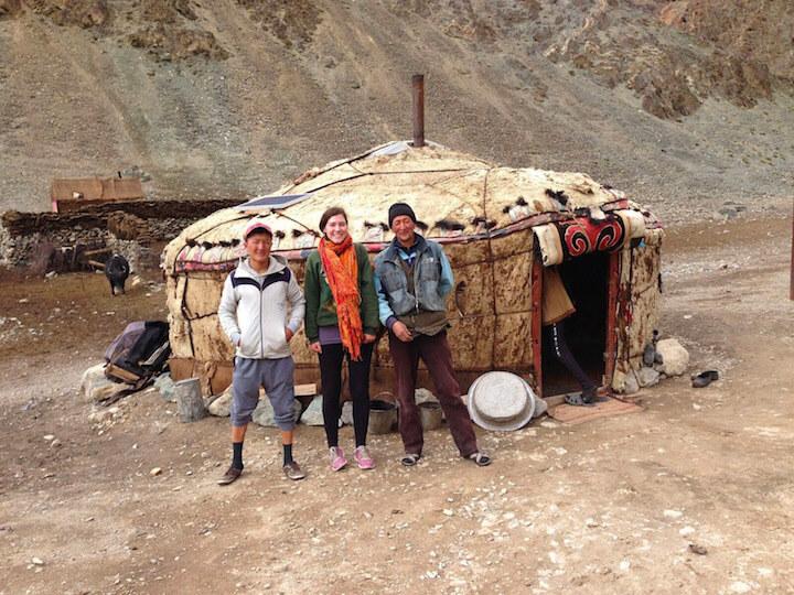 Travel Kyrgyzstan Yurt