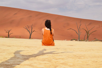 Babeesh in Namibia