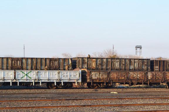 Zimbabwe Trains