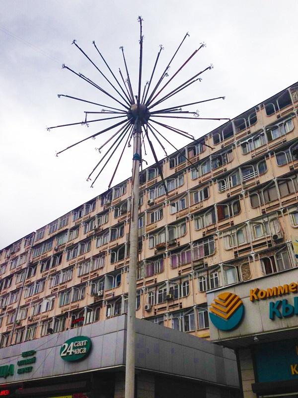 streets of bishkek