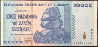 Money from Zimbabwe