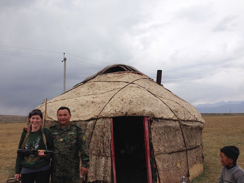 yurt central asia