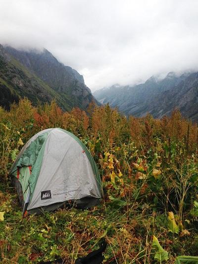 ala archa camping