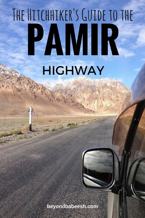 travel pamir highway