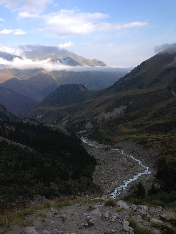 ala archa kyrgyzstan