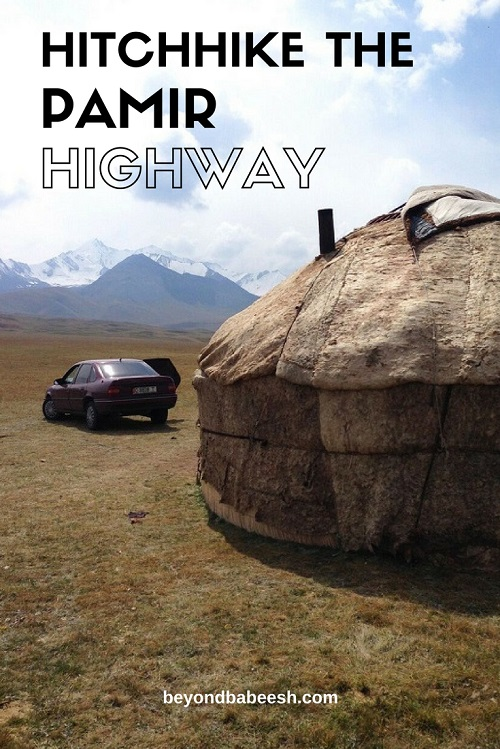 travel the pamir highway