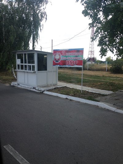 transnistria border