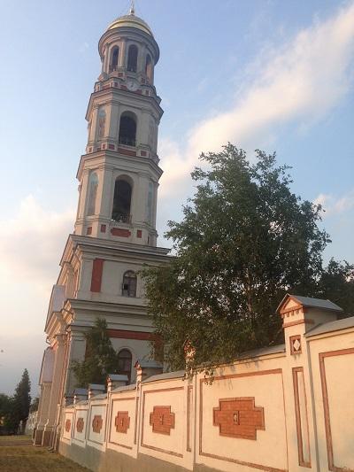 monastery transnistria