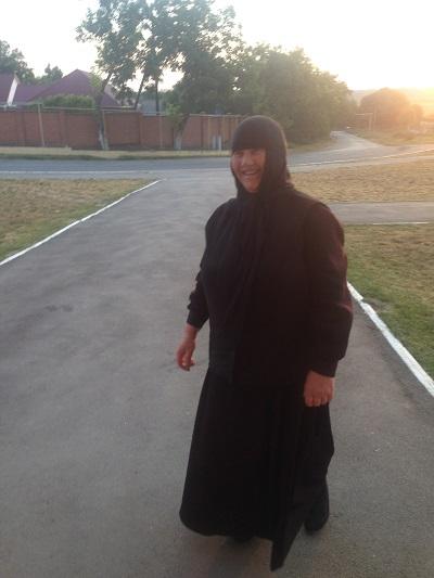 transnistrian nun