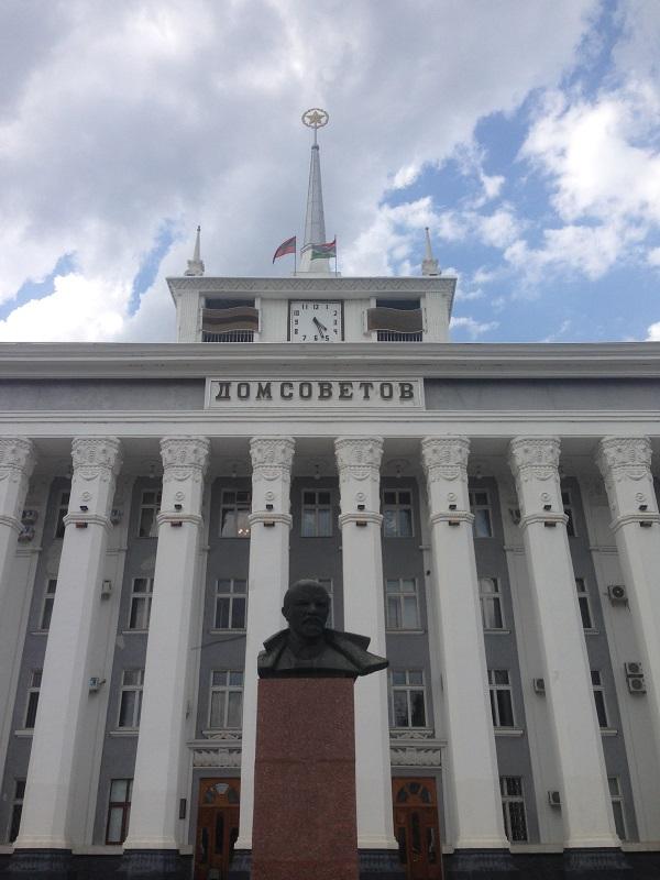 Transnistria architecture