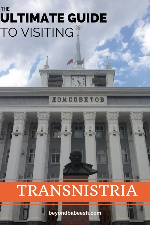 guide to travel to transnistria