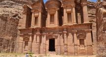 Petra Monastery Jordan