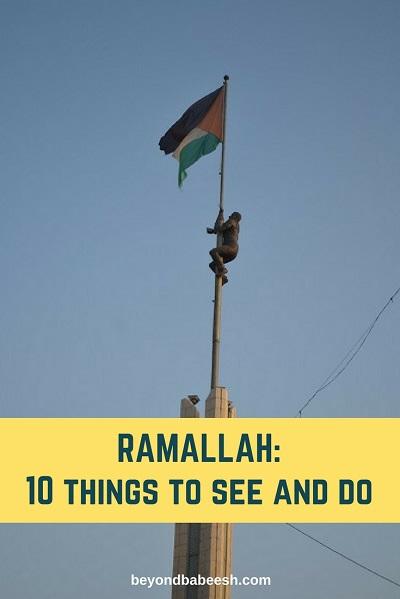 Things to do in Ramallah