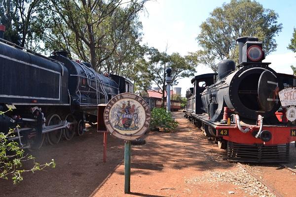 Railway Museum Bulawayo Zimbabwe