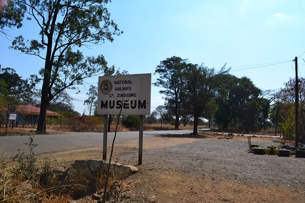 Railway Museum Bulawayo