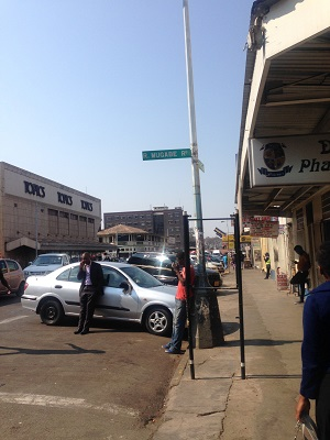 Travel to Harare Zimbabwe