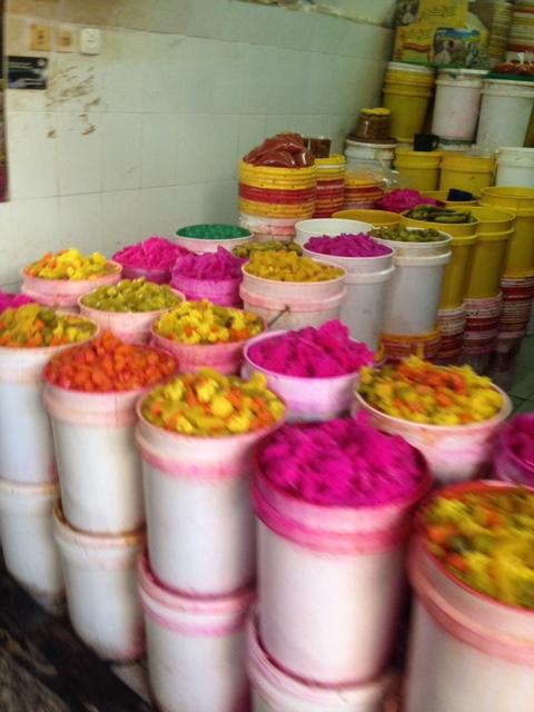 Nablus Palestine Market