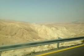 Mountains Jericho