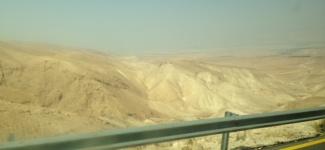 Mountains Jericho