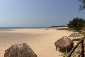 Tofo Beach Mozambique 1