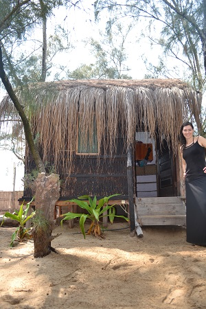 Fatima's Nest accomodation Tofo Beach