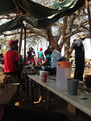 Cookout Zimbabwe