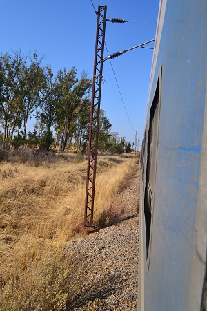 train harare to bulawayo