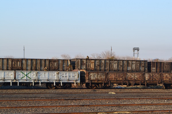 Train to Victoria Falls