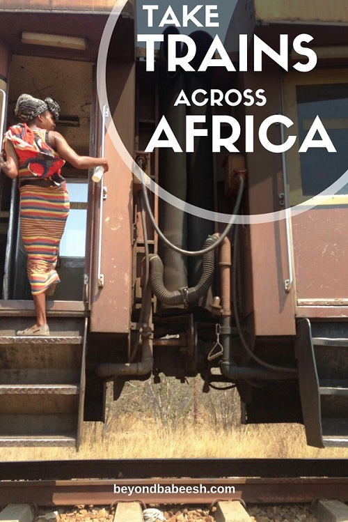 take trains across africa 1