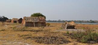Fishing Village Zambia