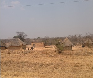 zambian countryside