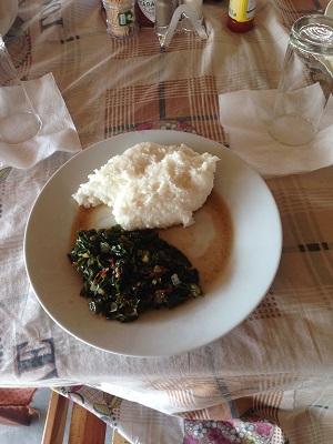 food in botswana