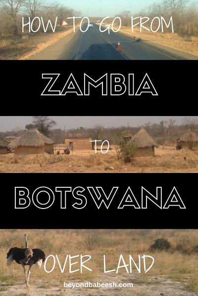 zambia to botswana livingstone to maun2