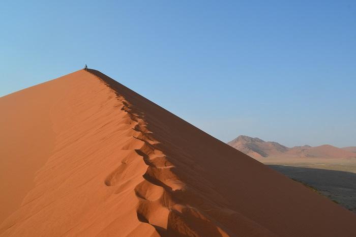 sossusvlei dune namibia