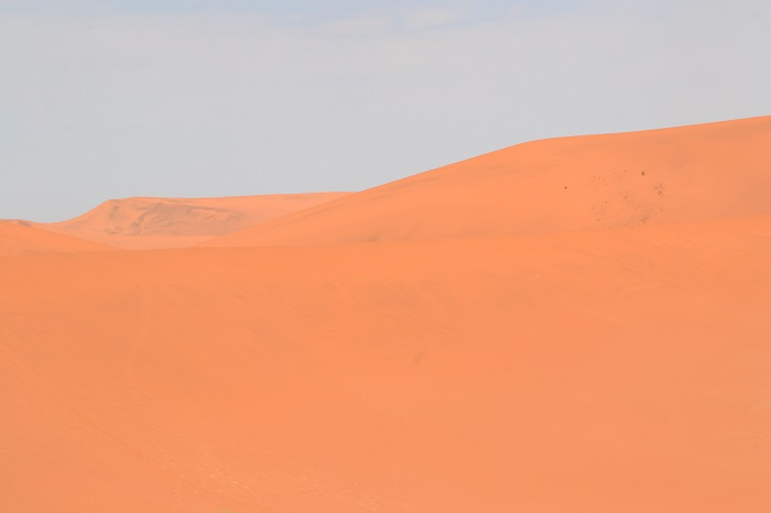 unedited photo of sossusvlei namibia