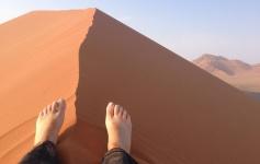 sossusvlei desert unedited photo