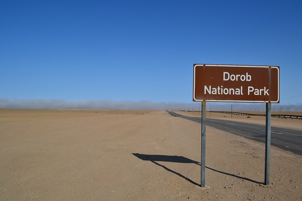 dorob national park outside of Swakopmund