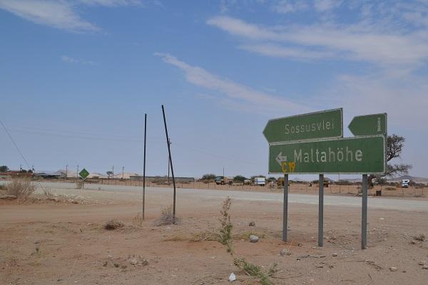 on the way to sossusvlei namibia