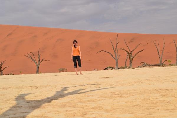 me at deadvlei sossusvlei namibia