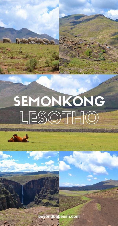 semonkong lesotho