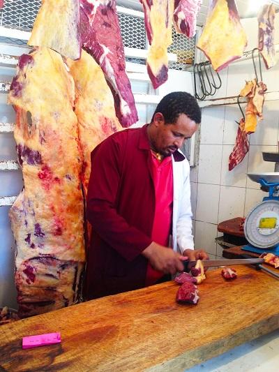 ethiopian butcher shop addis ababa2