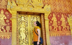 budget travel in Luang Prabang Laos1