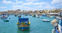 budget weekend in Malta