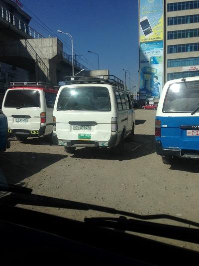 Ethiopia public transportation